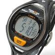 Timex (タイメックス) T5K335 IRONMAN 50-LAP/アイアンマン 50ラップ デジタル ラバーベルト ブラック メンズウォッチ 腕時計