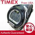 Timex (タイメックス) T5K412 IRONMAN 30-LAP Oversize/アイアンマン 30ラップ オーバーサイズ デジタル ラバーベルト ブラック メンズウォッチ 腕時計
