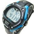 Timex (タイメックス) T5K5219J IRONMAN 30-LAP FULLSIZE/アイアンマン 30ラップ フルサイズ ラバーベルト スカイブルー 輸入品 メンズウォッチ 腕時計 【あす楽対応】