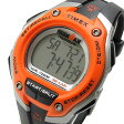 Timex (タイメックス) T5K529 IRONMAN 30-LAP/アイアンマン 30ラップ デジタル ラバーベルト オレンジ メンズウォッチ 腕時計 【あす楽対応】
