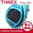 Timex (タイメックス) TW5M01900 IRONMAN SLEEK 50/アイアンマン スリーク 50ラップ デジタル ラバーベルト ブルー メンズウォッチ 腕時計