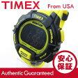 Timex (タイメックス) TW5M02600 IRONMAN 30-LAP/アイアンマン 30ラップ ラギッド デジタル ラバーベルト イエロー メンズウォッチ 腕時計