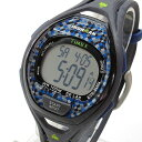 Timex (タイメックス) TW5M07900 IRONMAN SLEEK 50/アイアンマン スリーク 50ラップ デジタル ラバーベルト ブルー メンズウォッチ 腕時計
