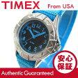 TIMEX (タイメックス) TW7B99800 My First Timex Outdoors キッズ ナイロンベルト ブルー キッズ・子供にオススメ! かわいい! キッズウォッチ 腕時計【あす楽対応】