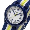 TIMEX (タイメックス) TW7C05800 TIMEX KIDS/タイメックスキッズ ナイロンベルト ブルー キッズ・子供にオススメ! かわいい! キッズウォッチ 腕時計 【あす楽対応】