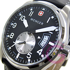 Vintage 72470 military watch WENGER (Wenger) エアログラフ