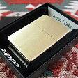 ZIPPO(ジッポー)168 ARMOR/アーマー ブラッシュBRASS/つや消しブラス FULL SIZE ZIPPO LIGHTER/ジッポライター【あす楽対応】