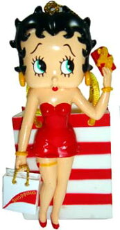 Betty Boop betty boop ornament figure shopping
