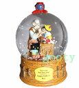 ピノキオ PINOCCHIO DISNEY MINIATURE SNOW GLOBEYou're the Real Deal , DadHappy Father's Day : Pinocchioスノーグローブ スノードーム父の日置物 フィギュア【楽ギフ_包装】