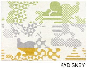 米奇老鼠米奇老鼠米奇 kikasilyett 凸耳米奇料理剪影地毯 100 x 140 釐米