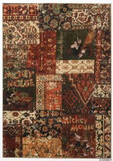 米奇老鼠米奇老鼠米奇大會耳米奇組裝地毯 140 x 200 釐米