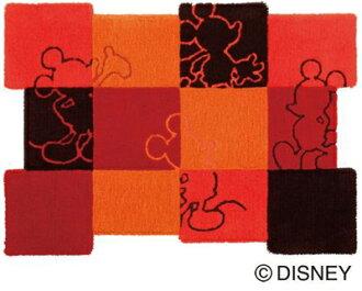 米奇老鼠米奇老鼠米奇拼布地毯米奇拼湊而成的地毯 100 x 140 釐米