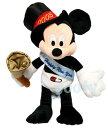 WDW ディズニーワールド内限定2005 Happy New Yearお正月 ニューイヤー限定ミッキーマウス 縫いぐるみmickey mouse ビーンバッグアメリカより直輸入【楽ギフ_包装】