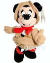 WDW ディズニーワールド内限定フロンティアランド Frontierland Minnieミニーマウス 縫いぐるみmickey mouse ビーンバッグアメリカより直輸入【楽ギフ_包装】