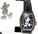 Fossil フォッシル 限定 腕時計 ミッキーマウス ディズニー黒 フイルムケース型ケース入りデッドストック 1990年代