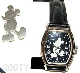 Fossil fossil limited edition watches Mickey Mouse Disney black film canister type case