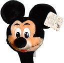 ゴルフヘッドカバー(ニット) ミッキーマウス ディズニー ゴルフ用