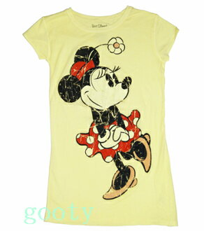 Vintage Minnie mouse your short-sleeved T shirt (PITA T )