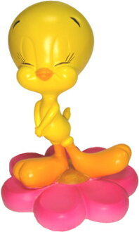 Tweety TWEETY figurine figure flower C