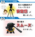 【APRIO】どのカメラにも使えます アルミ 三脚 170cm 軽量 最低60cm〜最高170cm ビデオカメラ 一眼レフ 一眼レフ用 運動会 発表会 入学式 デジカメ カメラ 撮影 LT-170 大型 クイックシュー 収納ケース付き 170cm