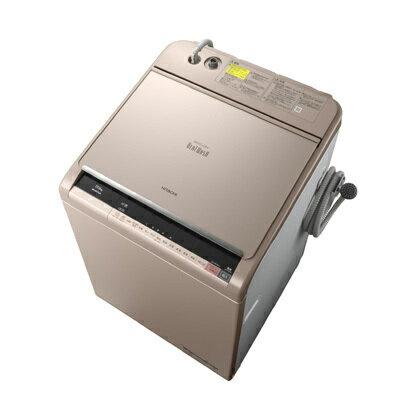 日立 洗濯乾燥機 BW-DX110A-N 「ビートウォッシュ」(洗濯11kg 乾燥6kg)  HITACHI 【1年保証】【展示点検品】【送料別 家財便Cランク】【代引き不可】
