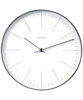 Ready to be shipped! Junghans Max Bill wall clocks 367 6049 00 JUNGHANS Max Bill Wall Clock