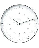 入荷予約販売(次回入荷未定・納期約3〜5カ月後またはそれ以上)ユンハンス マックスビル 367/6048.00 掛時計 JUNGHANS Max Bill Wall Clock 367 6048 00