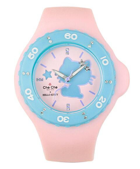 ワケあり アウトレット Che Che NewYork チチニューヨーク レディース 腕時計 CCHK1202-PK Hello Kitty Collection ギフト