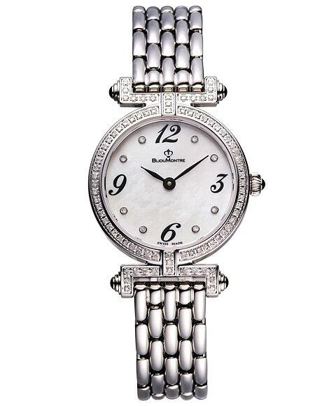 BIJOU MONTRE Devotion Collection ビジュモントレ レディース 腕時計 BM 51040TMデヴォーション コレクション BIJOU MONTRE ビジュモントレ レディース 腕時計【少ない】