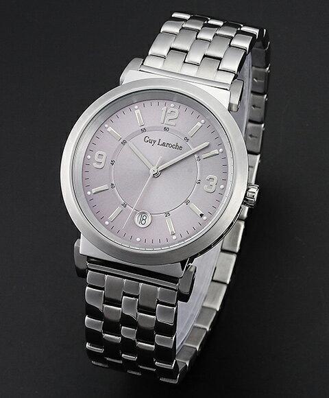 ギラロッシュ【Guy Laroche メンズ 腕時計 G2005-04】 ギラロッシュ Guy Laroche 腕時計ユニーク
