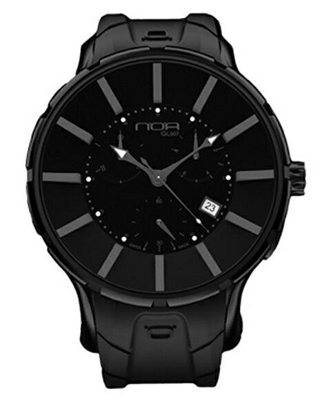 ワケあり アウトレット NOA【ノア 腕時計 16.75 GL007】※入荷時期によってストラップはラバーまたはレザーとなります。 全品半額以下 最大70%OFF ワケありセール