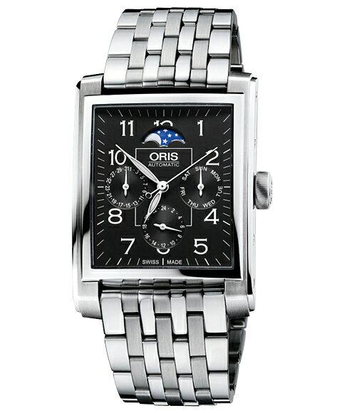 オリス レクタンギュラー コンプリケーション メンズ 腕時計 58276584034M  Rectangular Complicati オリス ORIS 腕時計