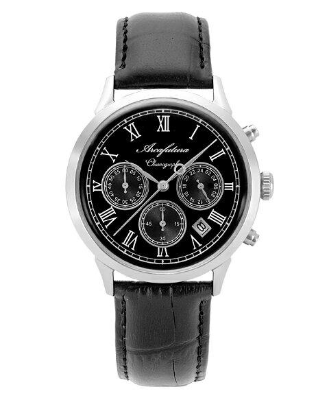 アルカフトゥーラ 0001-01 腕時計 メンズ クロノグラフ クオーツ ARCAFUTURA アルカフトゥーラ ARCAFUTURA 腕時計
