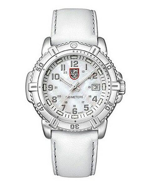 ルミノックス ネイビーシールズ カラーマークシリーズ 7257 腕時計 レディース LUMINOX U.S.NAVY SEALs STEEL COLOR MARK ルミノックス LUMINOX 腕時計