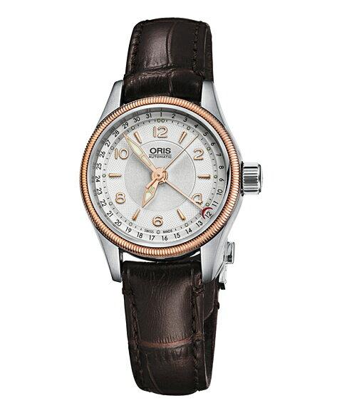 オリス ビッグクラウン ポインターデイト 594 7680 4331D 腕時計 レディース 自動巻 Oris Big Crown オリス ORIS 腕時計 59476804331D