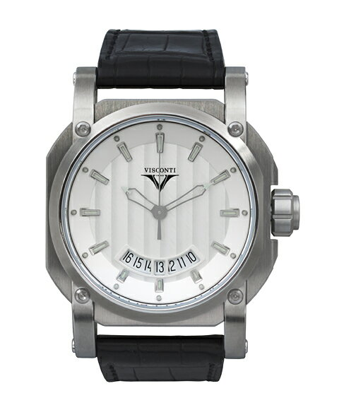 ヴィスコンティ 2スクエアード アップ トゥ デイト エレガンス W101-01-101-010 腕時計 メンズ VISCONTI 2Squared Up to Date Elegance ビスコンティ