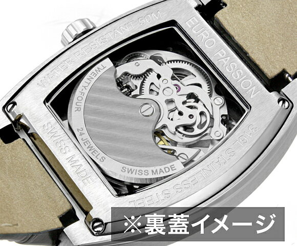 ユーロパッションウォッチ バレル・スケルトン EP224-21 自動巻 腕時計 メンズ EURO PASSION WATCH Barrel Skeleton EURO PASSION WATCH
