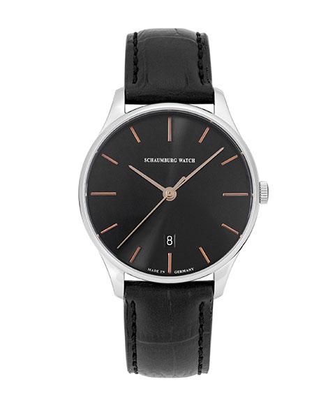 シャウボーグ クラソコ CLASSOCO-BK GOSH 腕時計 メンズ 自動巻 SCHAUMBURG クラシコ PRADA クラシック:インターナショナルモードGOSH CHANEL SCHAUMBURG Watch