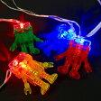 ロボットペンダント【ご注文単位は必ず25個単位でお願いします】光るおもちゃ 光るブレスレット 光り物玩具 光りもの玩具 縁日 お祭り 夏祭り 景品