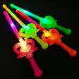 【光るおもちゃ/光り物玩具】光る★プリティーバトン【ご注文単位は必ず24個単位でお願いします】光るおもちゃ 光り物玩具 縁日 お祭り 夏祭り 景品 おもちゃ 光る