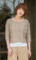 作品♪213SS-05ドルマンスリーブのセーター