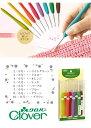 【CL43-321-SET】クロバー かぎ針「アミュレ」セット [セット内容:2/0号-10/0号]毛糸ピエロ♪編み物/手編み/手芸/かぎ針