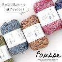 Pousse(プース)合太 40g