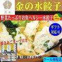 【期間限定1,000円】金の水餃子(柚子胡椒タイプ)水