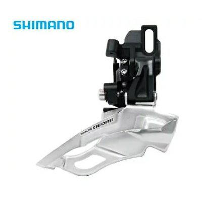 SHIMANO(���ޥ�)DEOREFD-M611-D(ľ�դ�)�ե��ȥǥ��쥤�顼IFDM611TD6L(�֥�å�)��������/�ȥåץץ�