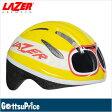 LAZER レーザー ボブ 子供用ヘルメット 2016 ゴーグルイエロー/HMT39501