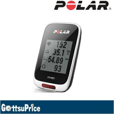 【送料無料】POLAR(ポラール) M450 ホワイト GPS サイクルコンピューター(ハートレート無) 送料無料 自転車 ロードバイク MTB サイクルウェア タイヤ サイクルシューズ 自転車スタンド ブレーキ 自転車用パーツ【みえ】