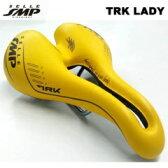 【在庫あり】【送料無料】SELLE SMP(セラSMP)TRK LADY サドル イエロー