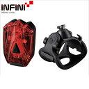 INFINI インフィニ ラヴァ I-260R レッドLED USB充電式 テールライト LPT06000