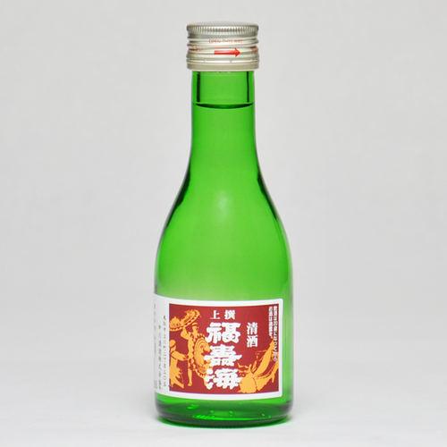 福寿海 上撰とっくり 180ml 日本酒 鳥取 地酒